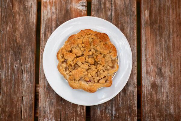 Apple Crumb Victory Pie Company